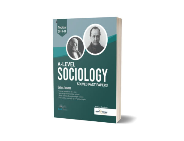 A Level Sociology Past Papers By Dogar Brothers