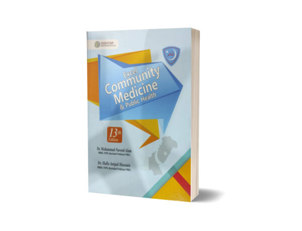 Excel Community Medicine & Public Health By Dr. Muhammad Naveed Alam