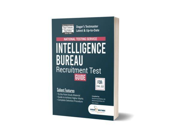 Intelligence Bureau Recruitment Test Guide By Dogar Brothers