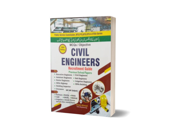 MCQs Objective Civil Engineers Recruitment Guide By Muhammad Sohail Bhatti