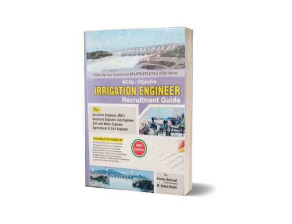 MCQs Objective Irrigation Engineer Recruitment Guide By Muhammad Sohail Bhatti