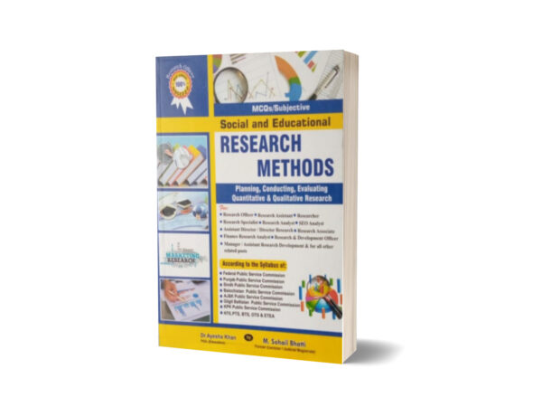 MCQs Subjective Social And Educational Research Methods By Muhammad Sohail Bhatti