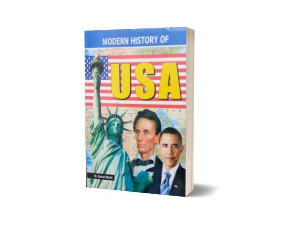 Modern Histroy Of USA By Muhammad Sohail Bhatti