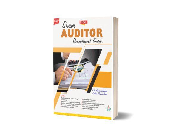 ILMI FPSC Senior Auditor Guide By Ch. Adnan Hameed